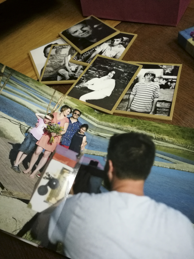 Voyage en argentique: caméra primitive!