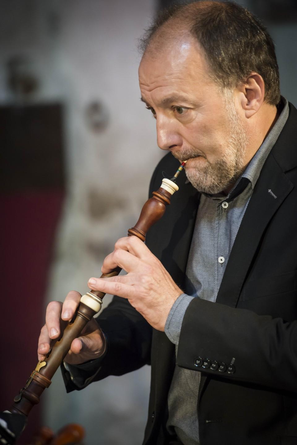La Simphonie du Marais-Hugo Reyne
