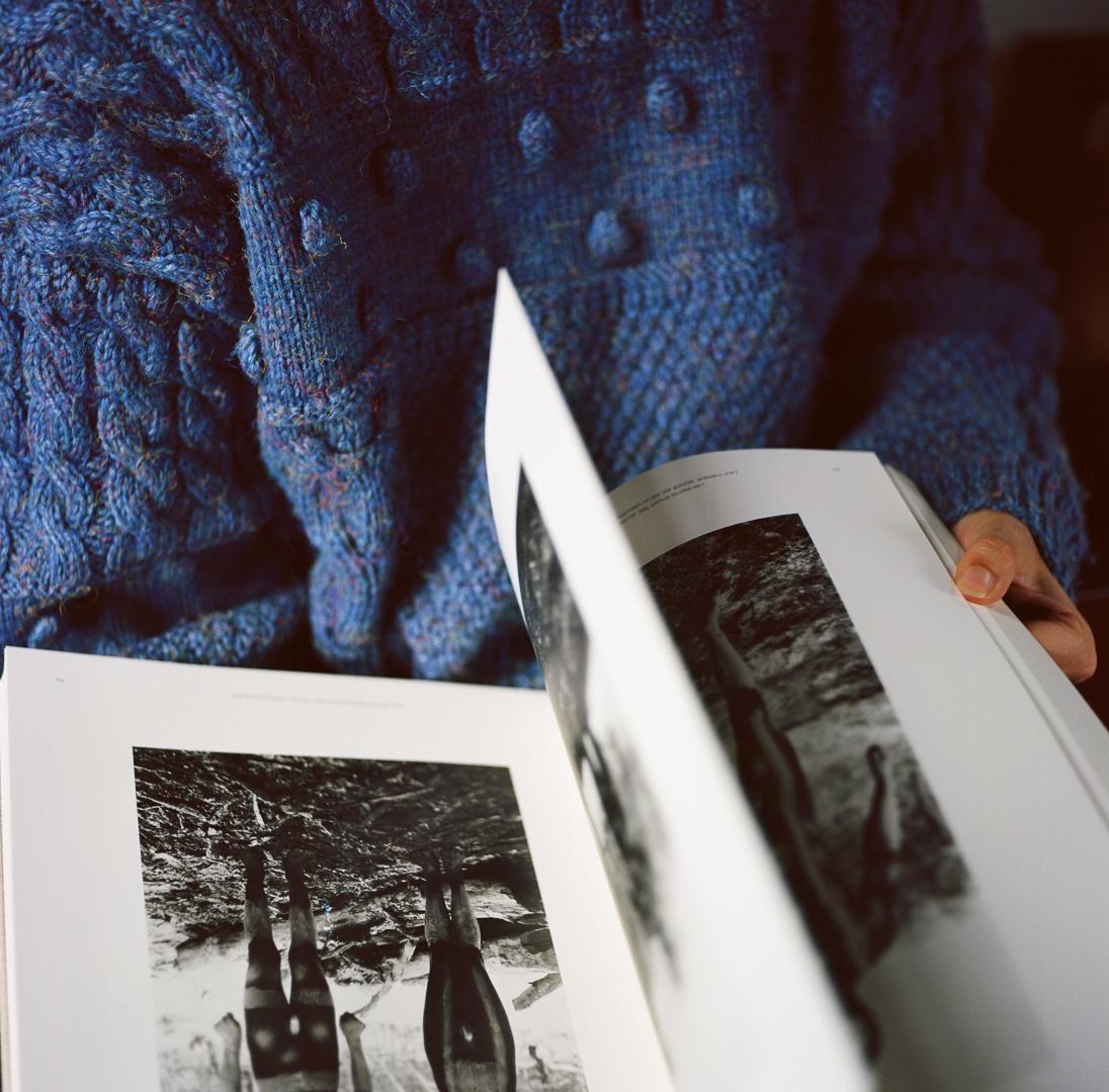 Pauline et les livres